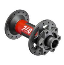 Agy DT Swiss 240 EXP Boost első disc 6 csavaros 110x15mm 32h fekete