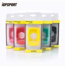 Gumi védőtok iGPSPORT iGS50E computerhez sárga