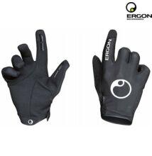 Kesztyű Ergon HM2 XS fekete