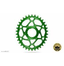 Lánckerék MTB OVAL Cannondale DM BOOST zöld 30T