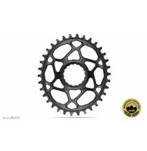 Lánckerék MTB OVAL RaceFace Cinch DM N/W  BOOST 148  fekete (3mm offset) 30T