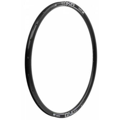 Abroncs DT Swiss G 540 Gravel Disc 24h fekete