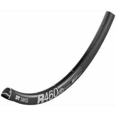 Abroncs DT Swiss R 460 Road Disc 32h fekete