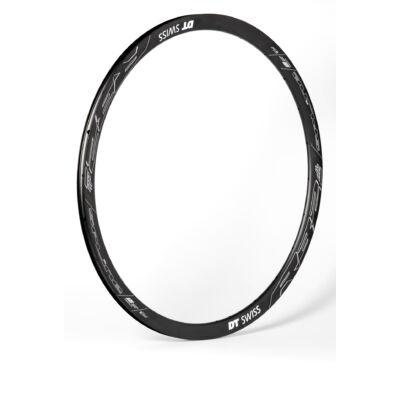 Abroncs DT Swiss R32 disc kerékhez 24h fekete