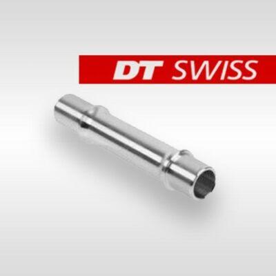 Agyhoz DT Swiss első tengely alu 100mm O10/53.4mm DISC IS & CL