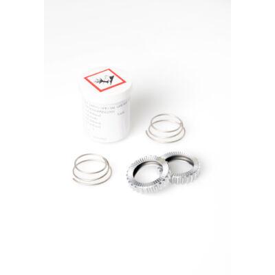 Agyhoz DT Swiss Ratchet System napkerék 24 fogas kit (2 kerék+rugó+zsír)