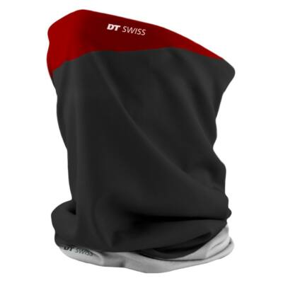 Csősál DT Swiss fekete/piros BUFF®