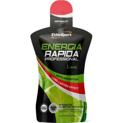 EthicSport ENERGIA RAPIDA PROFESSIONAL zselé Lime 50 ml tasak