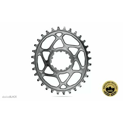 Lánckerék MTB OVAL SRAM Direct Mount  BOOST 148 titán (3mm offset) 32T