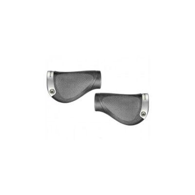 Markolat Ergon komfort GP1-L Gripshift® fém bilincses szarv nélkül fekete