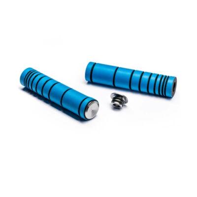 MTB  markolat két komponensű + alu végdugó kék