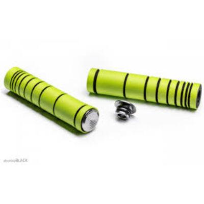 MTB  markolat két komponensű + alu végdugó zöld